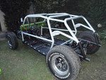 Photo-titre pour cet album: Construction du buggy LM1 de Bernard Le Beaudour 2010