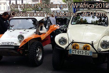 Vainqueurs Challenge 2015