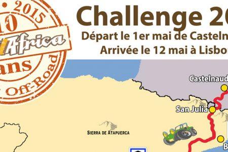 Challenge VW Africa 2015