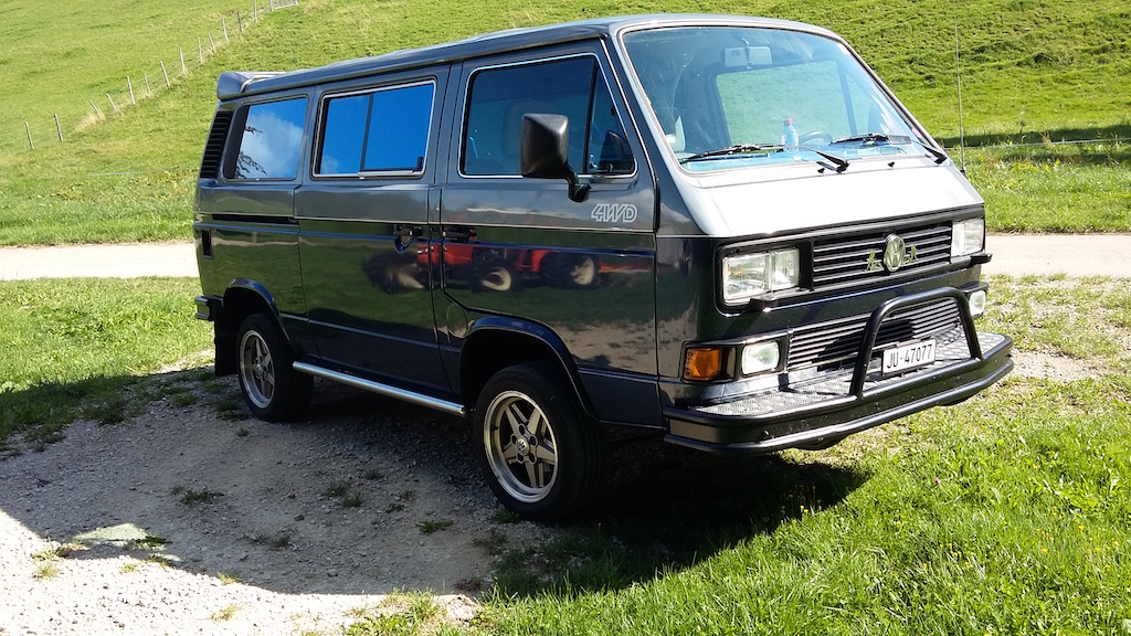 T3 syncro Froidevaux
